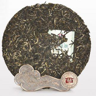02 ชาผู่เออร์ ดิบ Raw Tea