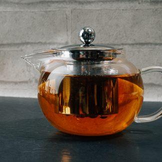 04 กาน้ำชา แก้วทนความร้อน